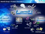 Namiki Group Product Overview