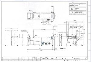 機械設計・製図作業