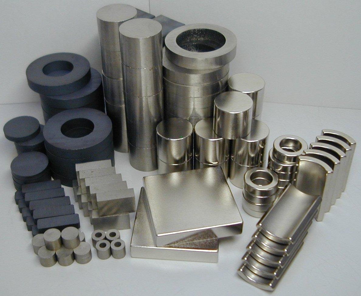 永久磁石及び永久磁石関連商品加工・販売