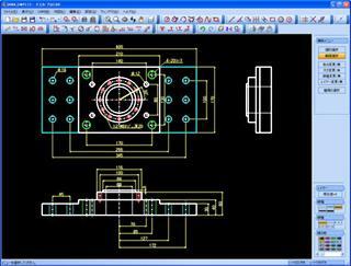 2次元cadソフト ナスカ プロcad 株式会社ゴードーソリューション